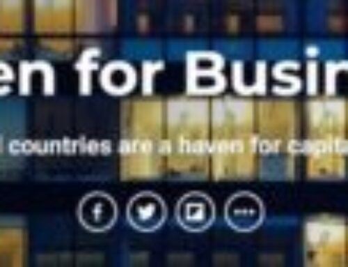 CBest Countries: Open for business rankings 2019